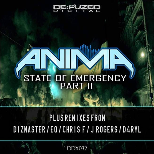 State of Emergency - Anima gets the 2018 treatment!